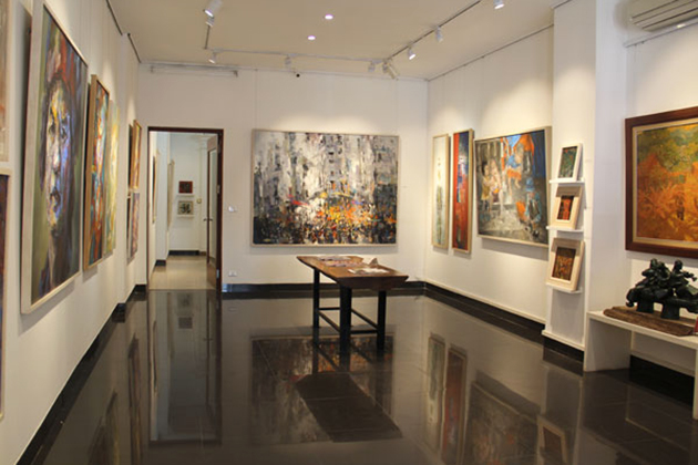 Nguyen Art Gallery - Vietnam Cambodia 3 Week Tour