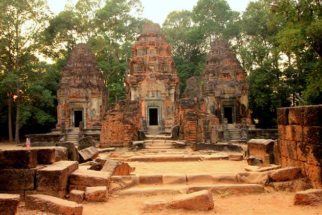 Preah Ko - Vietnam Cambodia 3 Week Tour Itinerary