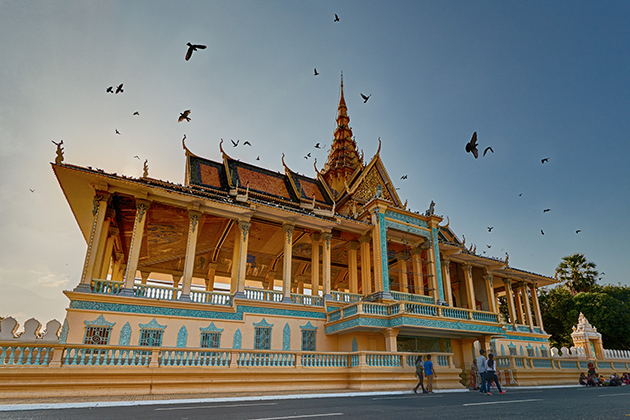 Royal Palace Pnom Penh