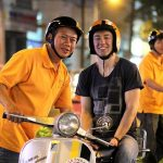 Saigon vespa tour
