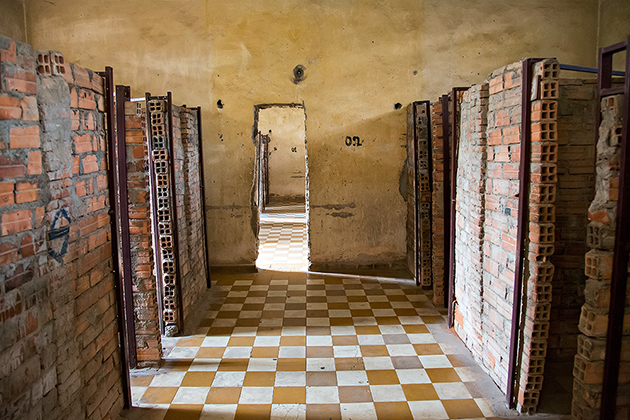 Tuol Sleng Genocide Museum Essential Vietnam and Cambodia Tour