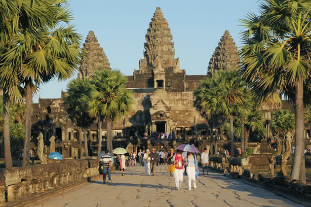 Angkor Wat Temple Indochina Tours