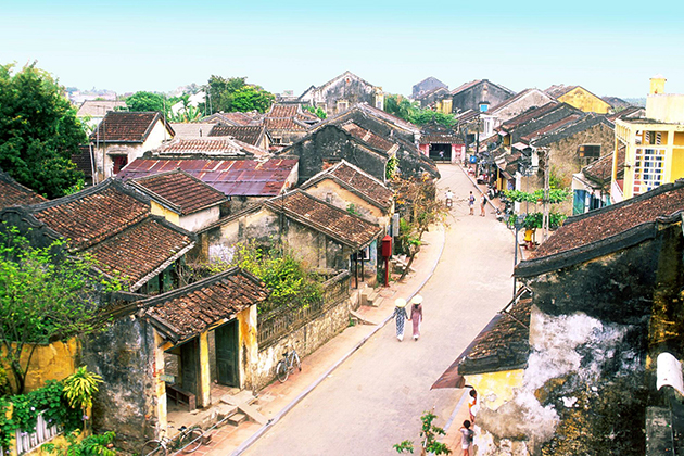 Hoi An Ancient Town Vietnam Cambodia 2 Week Tour