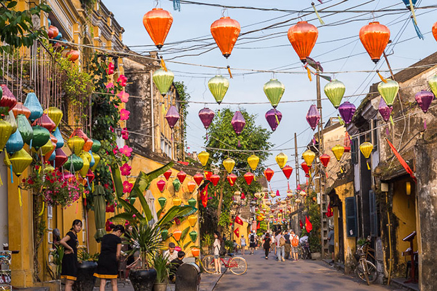 Hoi An Ancient Town - 22 Dau Itinerary in Indochina