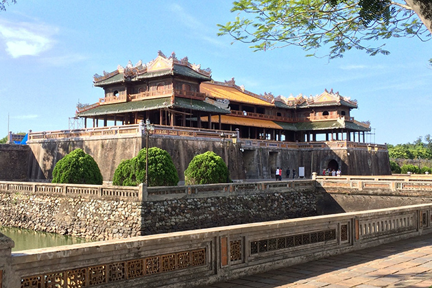 Hue Imperial City - 2 Week Indochina Trip