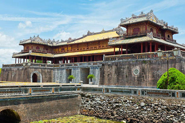 Hue Imperial City - Idochina travel Package 22 Days