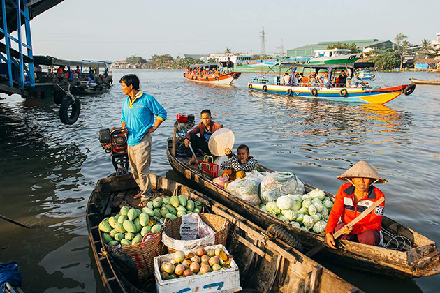 14 Day Tour in Vietnam Cambodia - Mekong Delta