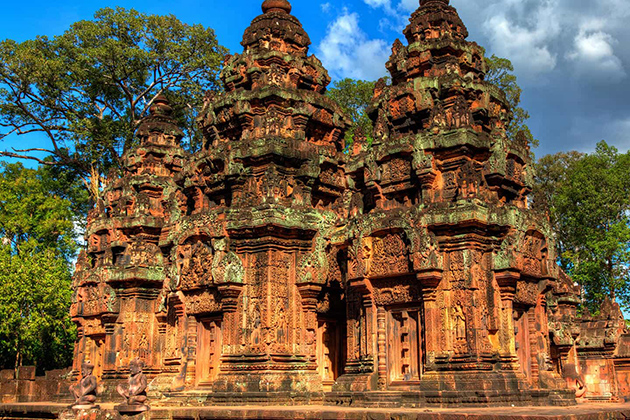 Discover Siem Reap Temples Indochina Trip