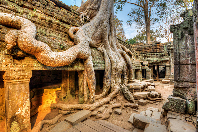 Explore Siem Reap in Vietnam Cambodia 2 Week Tour