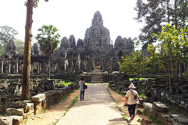 Angkor Wat Archaeological Park - Indochina Cycling Tour