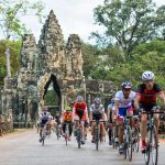 Cycling trip in Siem Reap