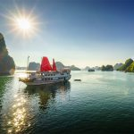 Halong Bay in Sunshine