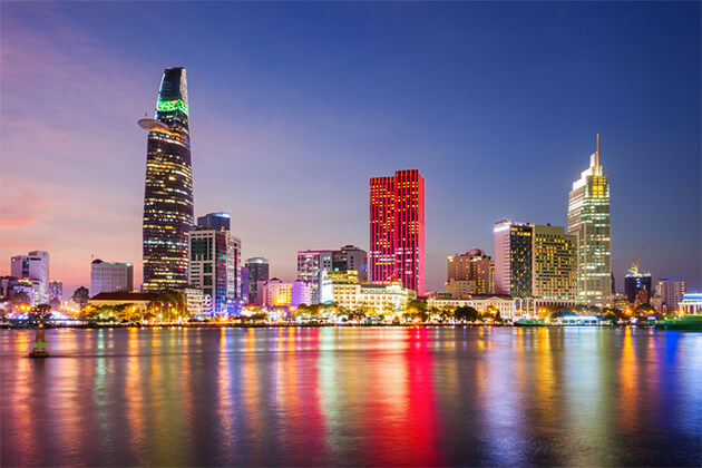 Ho Chi Minh City - Indochina Trips 24 Days
