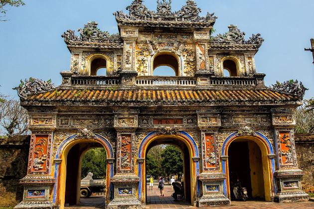 Hue - Most attractive tourist attractions in Vietnam