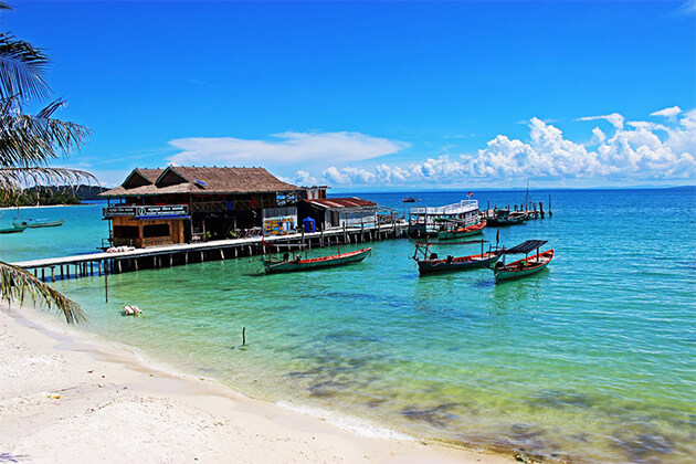 Koh Rong Island Cambodia Vietnam Vacation