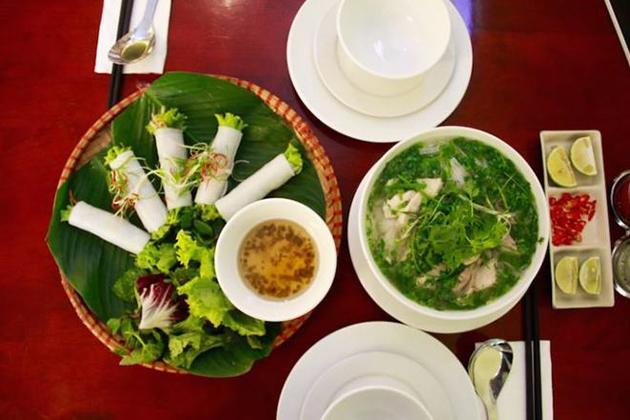 Koto Restaurant - Vietnam Cambodia Cycling Tour