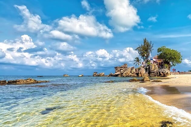Paradise Phu Quoc Islands - Indochina TRavel Packages