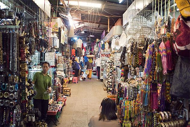 Russian Market Cambodia Vietnam 3 Week Trip
