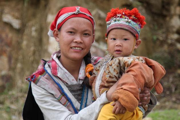 Sapa ethnic - Most attractive tourist attractions in Vietnam