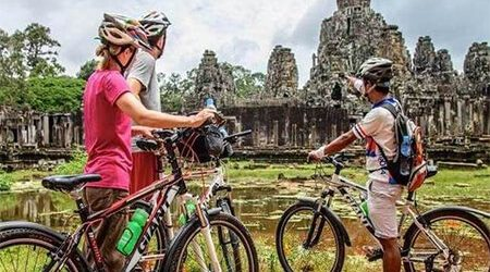 Vietnam Cambodia Cycling Tour – 10 Days