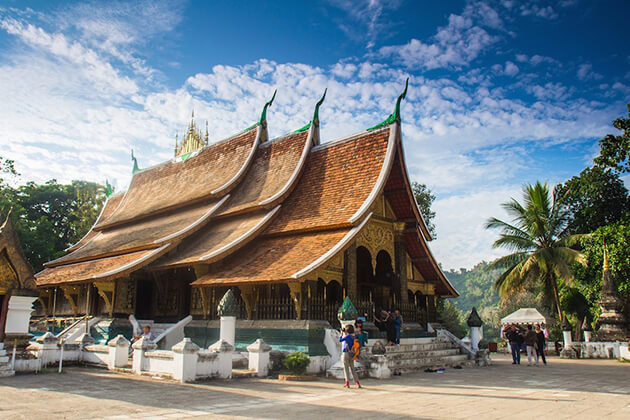 Wat Xieng Thong Indochina Tour Packages 24 Days
