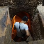 Discover the tunnel of Cu Chi