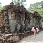 Elephant Terraces Siem Reap