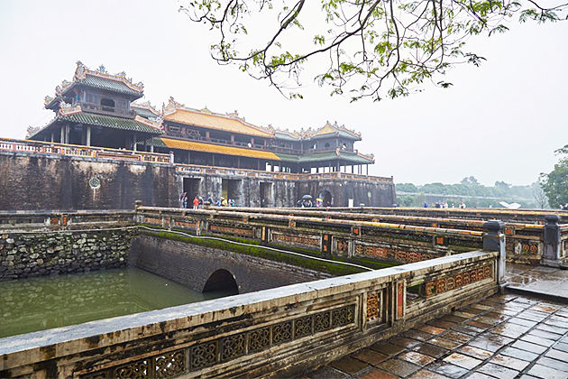 Hue Imperial City - 2 Week Indochina Tours