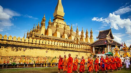 Laos & Cambodia Classic Tour – 11 Days