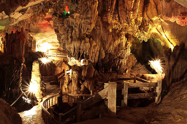 Pak Ou Caves - Indochina Tours to Vietnam and Laos