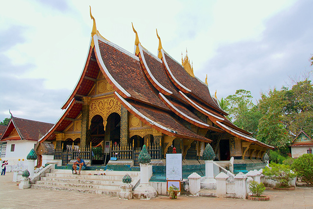 Wat Xieng Thong - 14 Days in Vietnam Laos