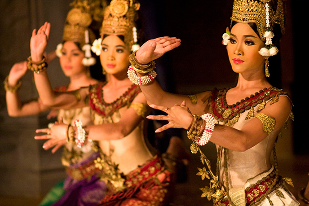 Apsara Performance in Siem Reap - Indochina Tours