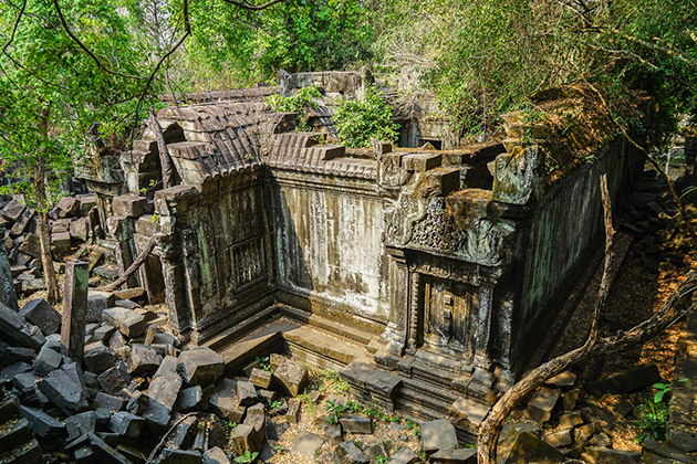 11 Days in Cambodia & South Vietnam - Beng Mealea
