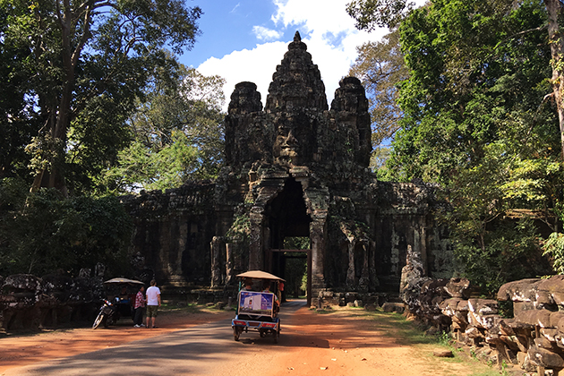 Vietnam Cambodia Laos 3-week Itinerary Highlights