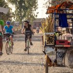 Cycling around Phnom Penh