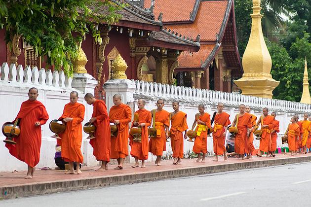 Indochina 3-week Itinerary Laos Highlights