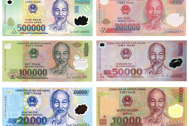 Indochina Currency – Vietnamese – Laos – Cambodian Currency Guides