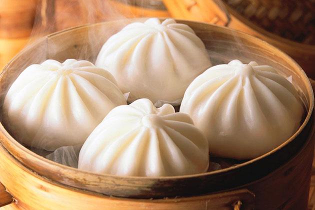 Banh Bao - Vietnamese Dumplings