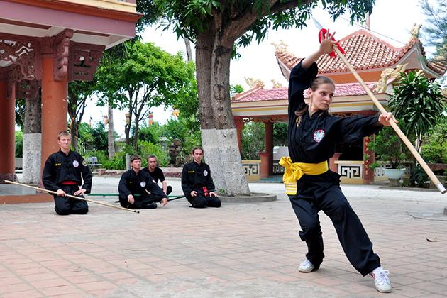Binh Dinh Martial Art