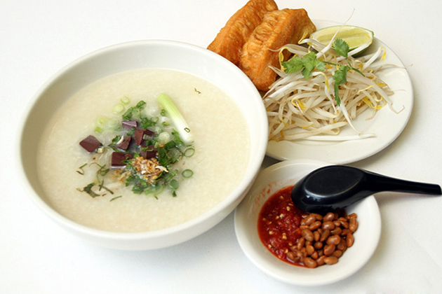 Bobor Cambodia Breakfast