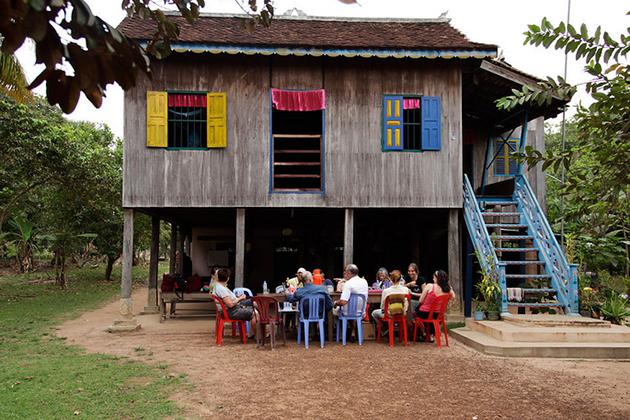 Homestay Cambodia