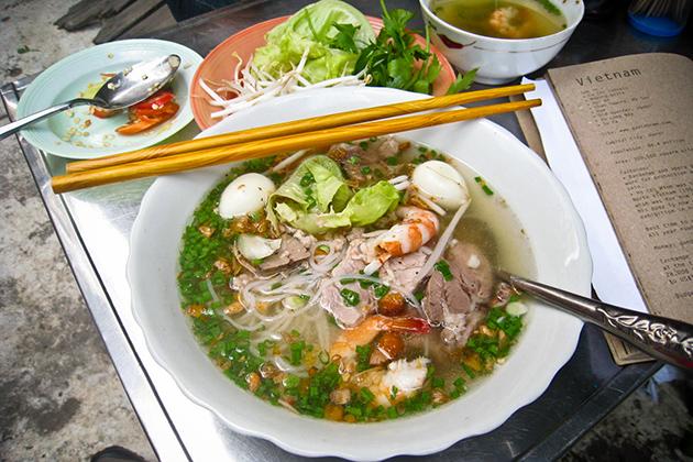Kuy Teav - Hu Tieu Cambodia