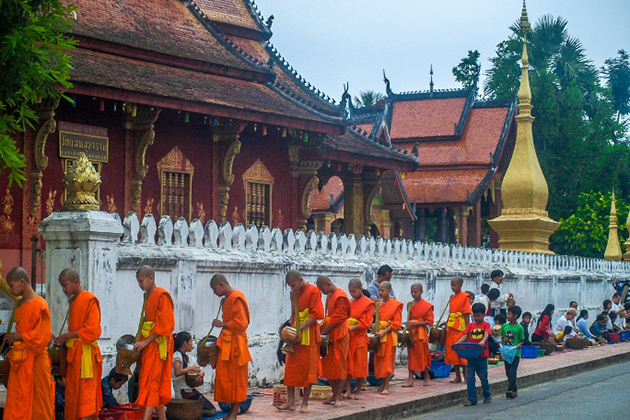 Luang Prabang - World Heritage Laos
