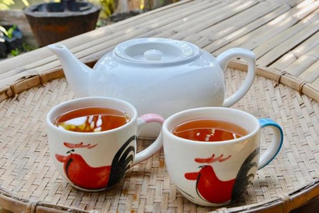 Nam saa - Lao Tea