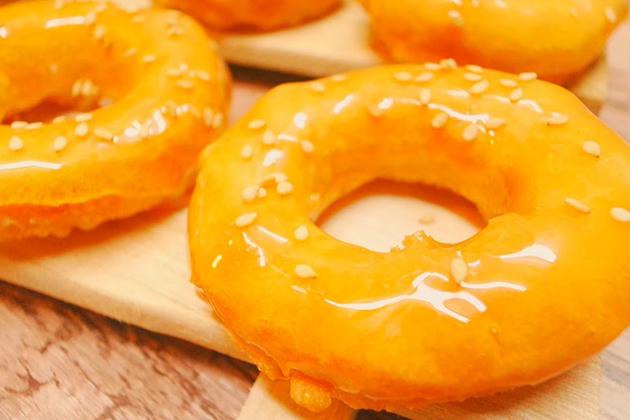 Nom Korng - Cambodian Breakfast Donuts