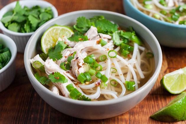 Pho - the typical food for Vietnamese breakfast