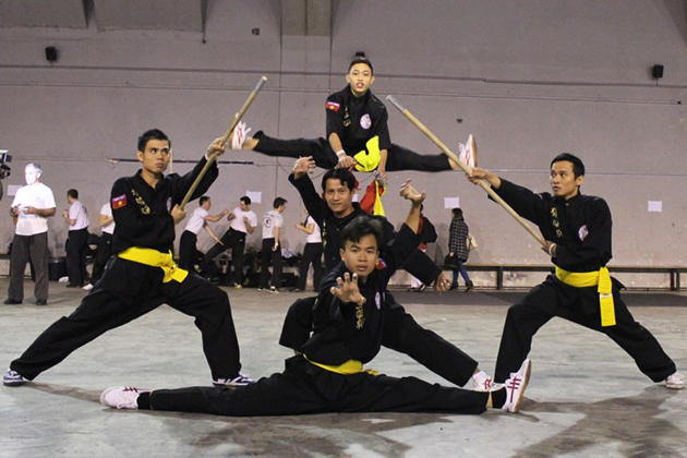Traditional Vietnamese Martial Arts