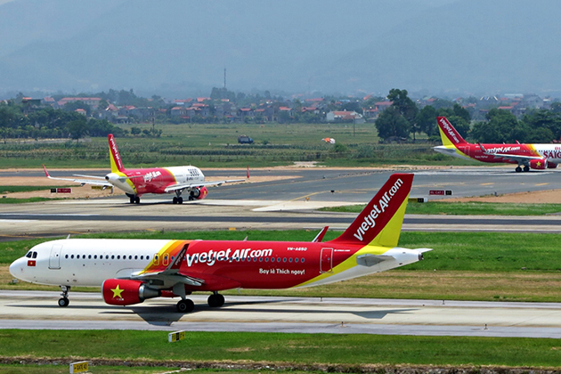 Vietjet Air Myanmar