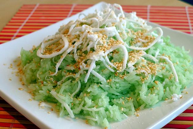 Xoi - Vietnamese Sticky Rice