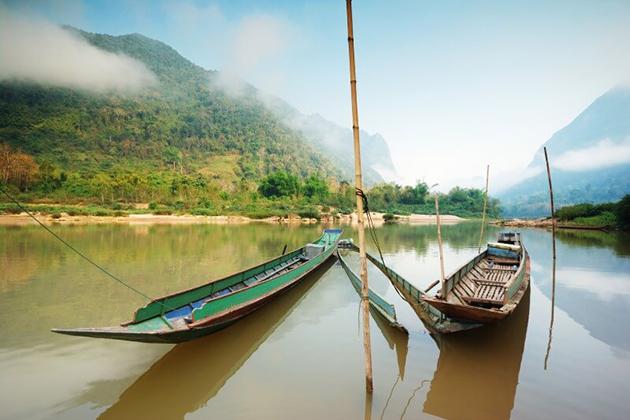 Laos weather